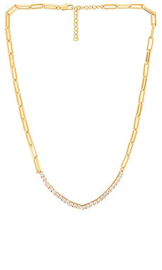 Ballier Chain Link Necklace Luv AJ $75