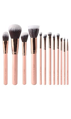 Rose Gold Brush Set Luxie $110