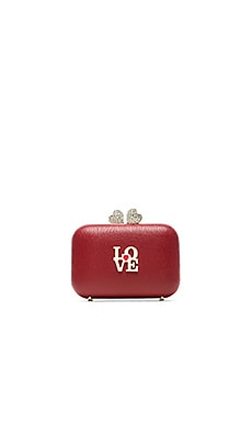 Love Moschino Clutch in Red