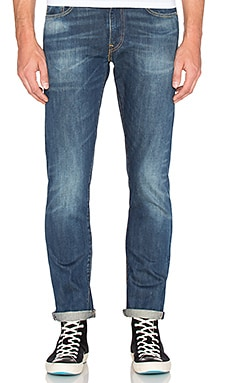 LEVI'S Premium 511 Selvedge in Stokes Castle