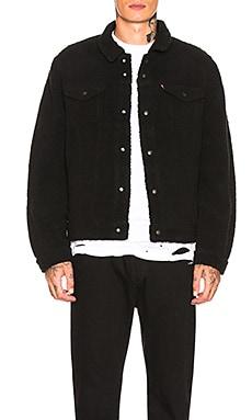 Куртка sherpa face - LEVI'S Premium