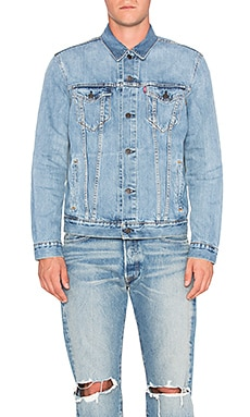 CHAQUETA DENIM TRUCKER