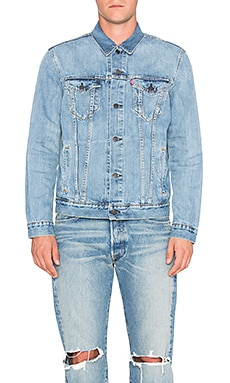 LEVI'S Premium The Trucker in Icy