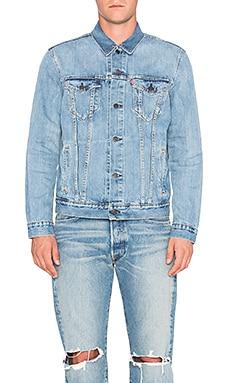 Джинсовая куртка trucker - LEVI\'S Premium