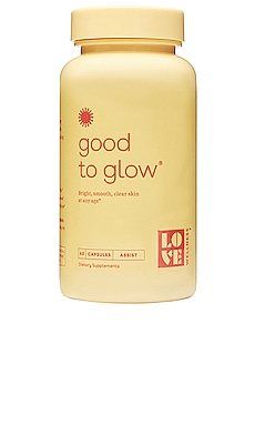 COMPLEMENTO GOOD TO GLOW Love Wellness $25 MÁS VENDIDO