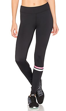 Loulou Legging in Phantom Pink