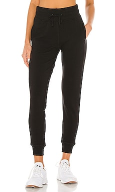 Gia Stretch French Terry Jogger lilybod $72 BEST SELLER