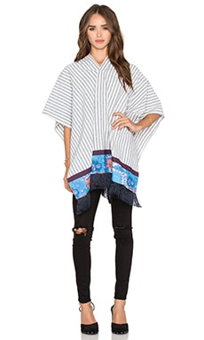 Maaji Beach Blanket in Stripe & Multi
