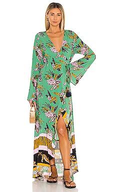 Herbaceous Moonbow Dress Maaji $119