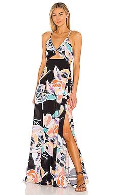 ARTISTIC FLOWER AURORA ドレス Maaji $138