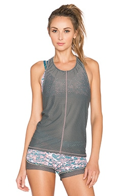 Maaji Juicy Dawning Daisies Tank Top in Lush Delusion