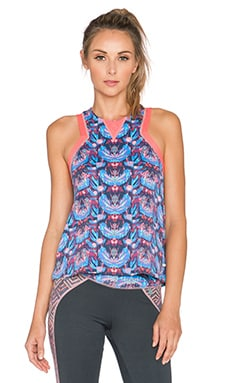 Maaji Blooming The Sky Tank Top in Sally Water