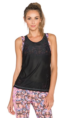 Maaji Whoop Whoop Ruddy Tank Top in Pistil Sombre