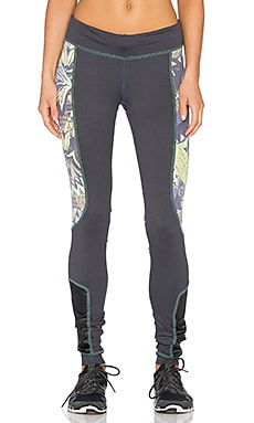 Maaji Lemon Route 55 Legging in Gingerange Range