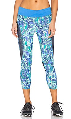 LEGGINGS CAPRI CYANNE FOREST