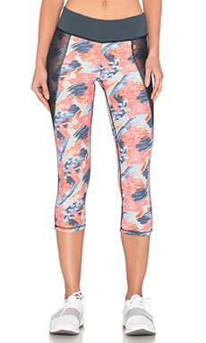 Maaji Nashi Hop Legging in Multi