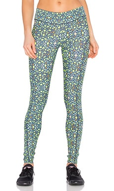 Maaji Get Up & Go Legging in Multi