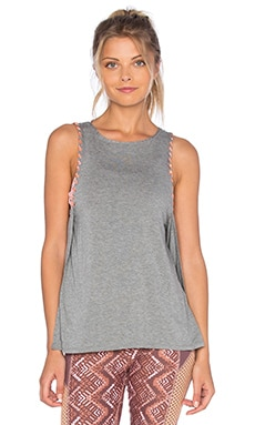 Maaji Salutation Seal Tank in Grey