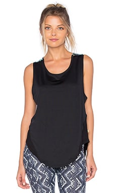 Maaji Smokey Dots Tank in Black