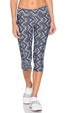 Maaji Root Band Legging in Multi