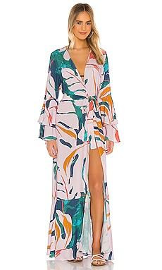 Performaajic Kimono Maaji $138