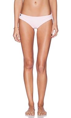 Maaji Camelia Bouquet Bikini Bottom in Light Pink