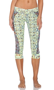 Maaji Capri Pant in Multicolor