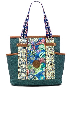 Maaji Beach Bag in Verde