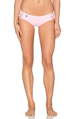 BRAGUITA BIKINI BLUSH SUNDOWN