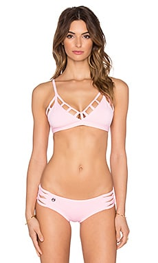 HAUT DE MAILLOT DE BAIN BLUSH SUNDOWN