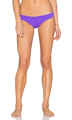 Violet Trails Bikini Bottom in Violet