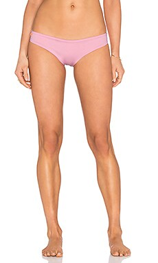 Maaji Pale rose Surrealism Bikini Bottom in Pink Multi
