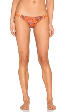 Ornament Orange Bikini Bottom