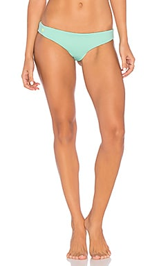 Spearmint Memories Bikini Bottom in Blue & Mint Combo