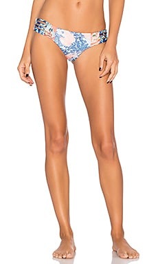 Golly Wolly Jelly Bikini Bottom in Purple Print