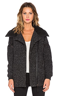 Mackage Regan Coat in Charcoal