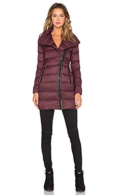 Mackage Yara Jacket in Bordeaux