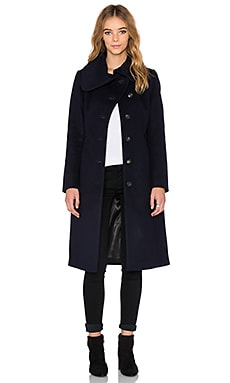 Mackage Shira Coat in Navy