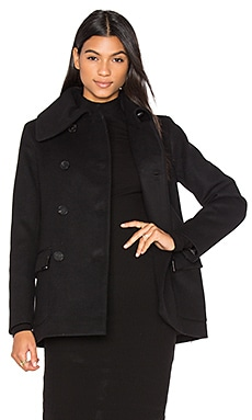 Phoebe Coat in Black
