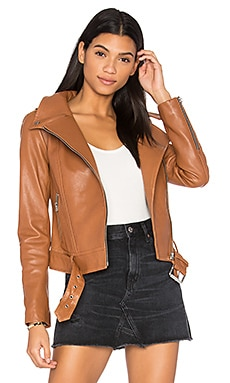 Hania Jacket in Cognac