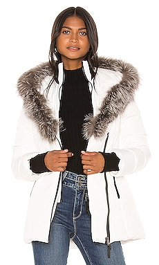 Adali Jacket With Fur Collar Mackage $950