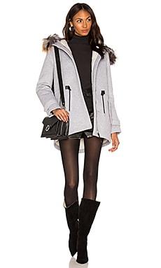 Alexa Jacket With Fur Collar Mackage $650