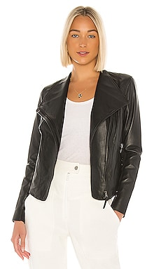 Dinah Leather Jacket Mackage $750