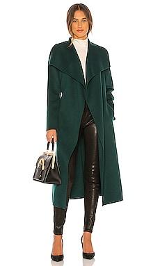 Фото - Шерстяное пальто mai - Mackage цвет металлический золотой
