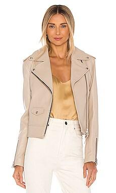 Leather Baya Jacket Mackage $790