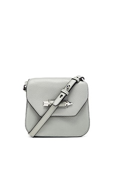 Mackage Novaki Crossbody Bag in Stone