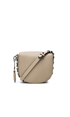 Mackage Rima Crossbody Bag in Sand