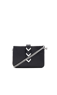 Mackage Stassi Crossbody Bag in Black