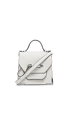 Rubie Small Crossbody in White