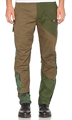 Maharishi Tri Surplus Custom Pants in Olives